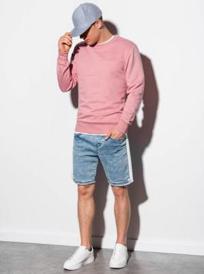 Bluza barbati B978 - roz foto