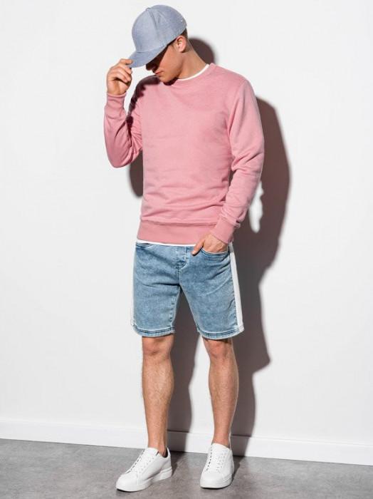 Bluza barbati B978 - roz