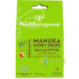 Bomboane (Dropsuri) cu Miere de Manuka, Eucalipt si Propolis Ecologice/Bio 120g