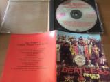 beatles sgt pepper's lonely hearts club band album cd disc muzica pop rock 1967