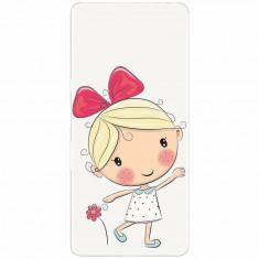 Husa personalizata Fetita disponibila pentru toate telefoanele