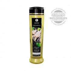 Ulei masaj Shunga ORGANICA 240 ml NATURAL