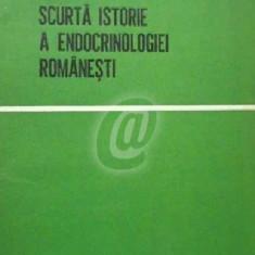 Scurta istorie a endocrinologiei romanesti
