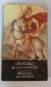 Carti tarot Oracolul Sfinților+cartea in limba romana-un cadou frumos!!!!