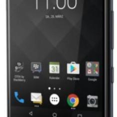 Telefon Mobil BlackBerry KeyOne Black Edition, Procesor Octa-Core 2.0GHz, IPS Capacitive Touchscreen 4.5inch, 4GB RAM, 64GB Flash, 12MP, Wi-Fi, 4G, An