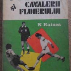 FOTBALUL SI CAVALERII FLUIERULUI - N. RAINEA