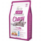Cumpara ieftin Hrana Uscata Pisici Brit Care Crazy Kitten 400g