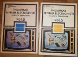 Indrumar pentru electronisti - radio si tv - Gazdaru, C-tinescu, Paul - vol 2, 3, 1987