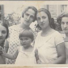 Fotografie portret tinere poza veche interbelica