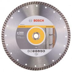 Bosch Professional Turbo disc diamantat 300x20/25.4x3x10 mm universal