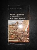 FRAY BERNADINO DE SAHAGUN - ISTORIA GENERALA A LUCRURILOR DIN NOUA SPANIE