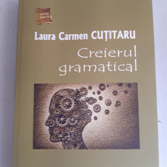Creierul gramatical - Laura Carmen Cutitaru