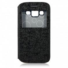 Husa Galaxy Core Prime G360 - Book Type Black