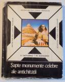 SAPTE MONUMENTE CELEBRE ALE ARHITECTURII ANTICE - G.CHITULESCU SI TR. CHITULESCU, BUC.1969