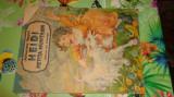 Heidi fetita muntilor 95pag/ilustratii/an 1987- Johanna Spyri
