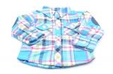 Camasa captusita pentru baietei-Vitamins Baby CVTB2A, Albastru