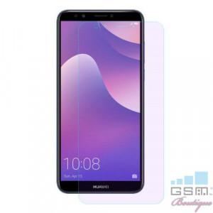 Geam Protectie Display Huawei Y7 Prime 2018 2,5D