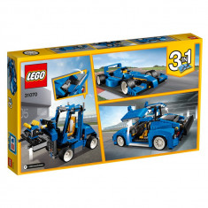 LEGO Masina Pentru Curse De Raliu Turbo - Creator (31070)