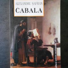 ALEXANDRU SAFRAN - CABALA (1999)