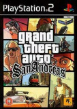 Joc PS2 Grand Theft Auto - GTA - San Andreas