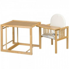 Scaun de masa din lemn Wiktoria