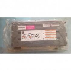 Cartus Imprimanta nou putin folosit - LEXMARK C500 MODEL Magenta C500S2MG