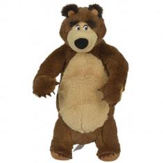 Jucarie de plus Urs Masha in picioare 25 cm
