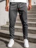 Pantaloni de trening grafit Bolf JX8565