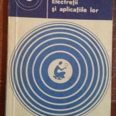 Electretii si aplicatiile lor – Victor Scutaru