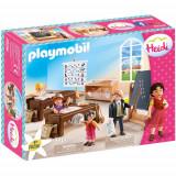 Set de Constructie Heidi la Scoala - Heidi, Playmobil