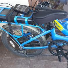 Bicicleta electrica pliabila Pegas CAMPING DINAMIC E-BIKE