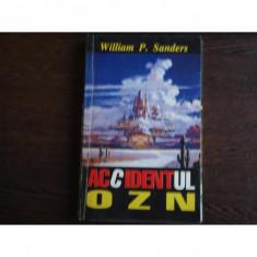 ACCIDENTUL OZN - WILLIAM P. SANDERS