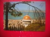 HOPCT 66928 HAIFA -ISRAEL  -STAMPILOGRAFIE-CIRCULATA