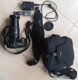 Kit complet de fotografie: Nikon D90 + AF-S NIKKOR 18-200mm VR II