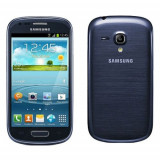 Telefon Samsung Galaxy S3 Mini Albastru Resigilat