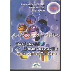Ghidul Elevului. Chimie Clasa a VIII-a - Elena Alexandrescu, Emilia Meirosu