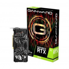 Placa video GAINWARD GeForce RTX2070 Twin, PCI Express 3.0 x 16, 8GB GDDR6 memory, 256 bit, Clock Speed: 1620 MHz, Memory Clockspeed: 7000Mhz bulk