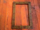 Design / Decor - Veche rama pentru fotografii oglinda sau alte lucruri !