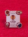 Insigna fotbal CFR CLUJ (Europa League 2009/2010)