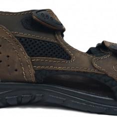 Sandale barbatesti maro Gioseppo 32413 maro, 40 - 46