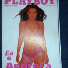 Playboy cu Andreea Antonescu