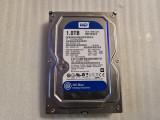 Hard Disk desktop Western Digital Blue, 1TB, 7200 RPM, SATA 3, 64MB, WD10EZEX, 1-1.9 TB