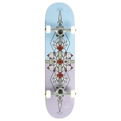 Skateboard Enuff Flash Purple/Blue 32x8inch foto