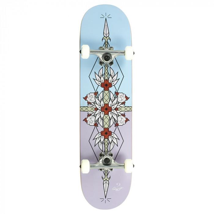 Skateboard Enuff Flash Purple/Blue 32x8inch