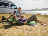 Saltea de camping pliabila pentru 1 persoana