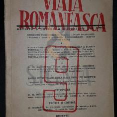 "THEODORESCU CICERONE - REVISTA ""VIATA LITERARA"", ANUL II, NUMARUL 9 (SEPTEMBRIE 1949)"