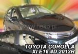 Paravant Toyota Corolla E16, Sedan, an de fabr. 2013-2019 (marca EKO) Set fata si spate - 4 buc. by ManiaMall, Heko