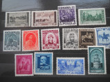 1938/2018  LP 128 CENTENARUL NASTERII REGELUI CAROL, Nestampilat