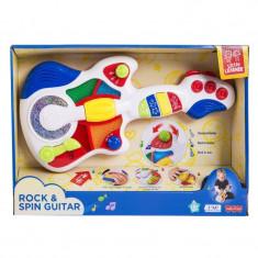 Jucarie interactiva – Prima mea chitara PlayLearn Toys
