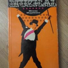 FILMUL MUZICAL - MIRCEA MUSATESCU